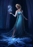 Elsa by Krista-Dunaway