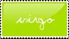 Zodiac Stamp: Virgo by AvengingSeraphim