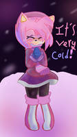 Amy ~ Cold ~ by AjaOkami