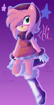 Amy ! by AjaOkami
