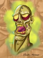 Zombie by PauloMansur