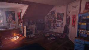 Life Is Strange Episode 4 Chloe's Room 002 by NeoW-OST-TV