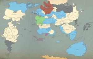 OFWWII Pre-War Map by goeliath