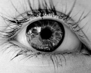 Eye II by MadeleineAlana