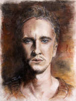 Tom Felton by butterflycell
