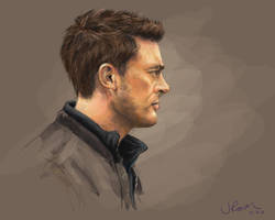 Karl Urban i by butterflycell