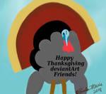 Happy Thanksgiving 2018 by youlittlemonkey