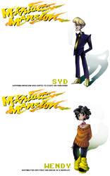 Maniac Mansion wallpaper 01 by Sony-Shock