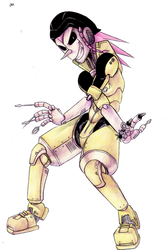 Robo-Souda by Sony-Shock