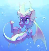 Water Spyro by Sony-Shock