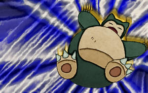 Snorlax by TheEmerald