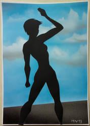 Silhouette by akimamaklav