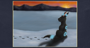 Frozen Solitude by Wakerra