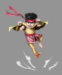 #003 Awang Khenit by fuad-mddin