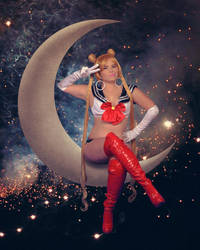 Sailor Moon Tribute by MelHeflin