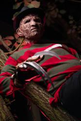 Freddy Krueger Cosplay Shooting Part 1 by Subwaytodeath