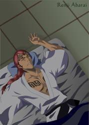 renji sleeping by vakuvaku