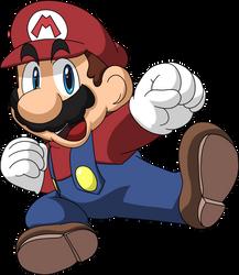 01- Mario 1 by BWGLite