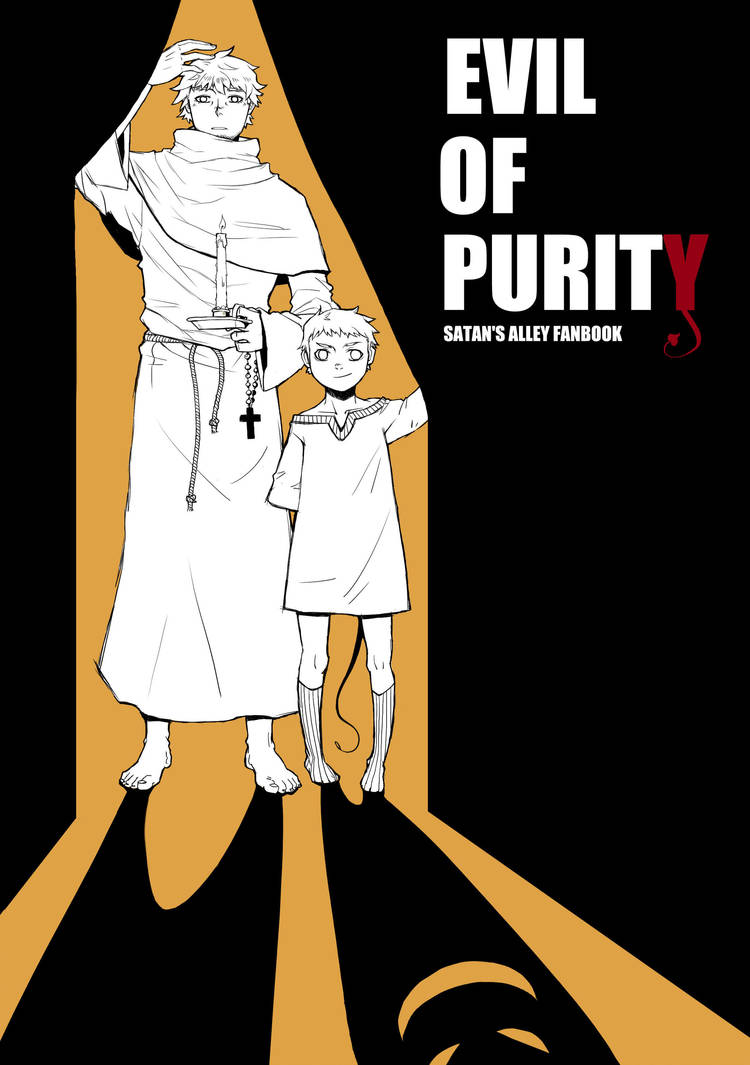 evil of purity by JaneDoemmmmm