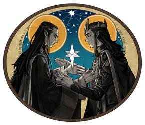 twins of star by JaneDoemmmmm
