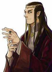 Elrond for SLO3 by JaneDoemmmmm