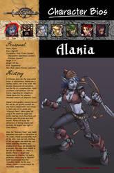 Alania by JBourlett