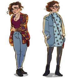 Outfits by artofpan