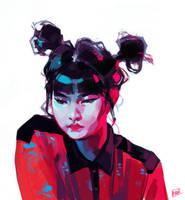 Rachel by artofpan