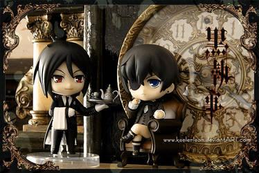 Master and Servant II by keelerleah