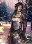Daughter of the Winters by keelerleah