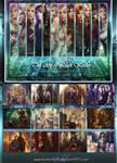 Fantasy Art Calendar IV by keelerleah
