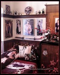 Teaser Image- My Bed - Byakuya Collection by keelerleah