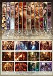 Fantasy Art Calendar by keelerleah