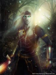 Knight of Ghosts by keelerleah