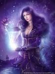 Violet Storm by keelerleah