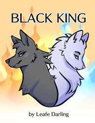 BLACK KING [cover] by dog-san