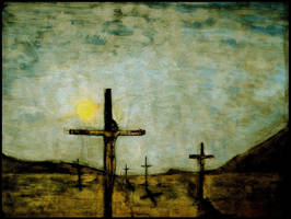 Crucifixions by Whitsteen