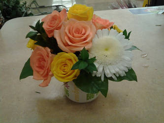 Gift Arrangement by NikkiAgent