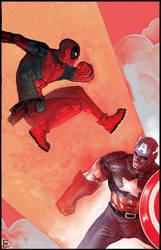 Deadpool by palmer128