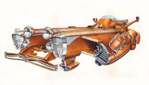 Fusionberg by DrewMorrow