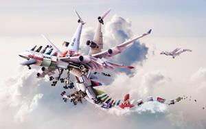 Dragon Airlines by JoshDykgraaf