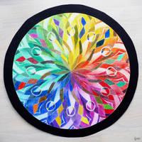 Color Wheel by kyjast