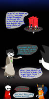 How Homestuck Will End by kyjast