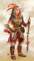 Phoenix Tribe Aloy by XabiGazte