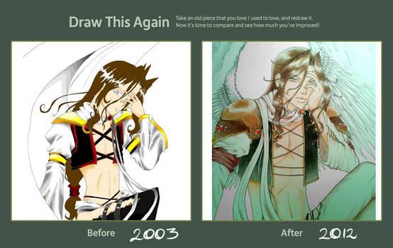 Draw This Again meme by ShiniVasyenka