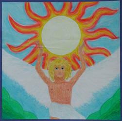 Raphael - Archangel of Dawn by shiftercat