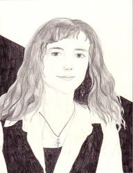 Self-Portrait by shiftercat