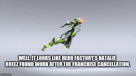 Anthem X Hero Factory crossover meme by wjones215