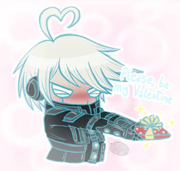 Kiibo's Valentine by ChibySoly