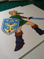 Link! by Skoomabandit